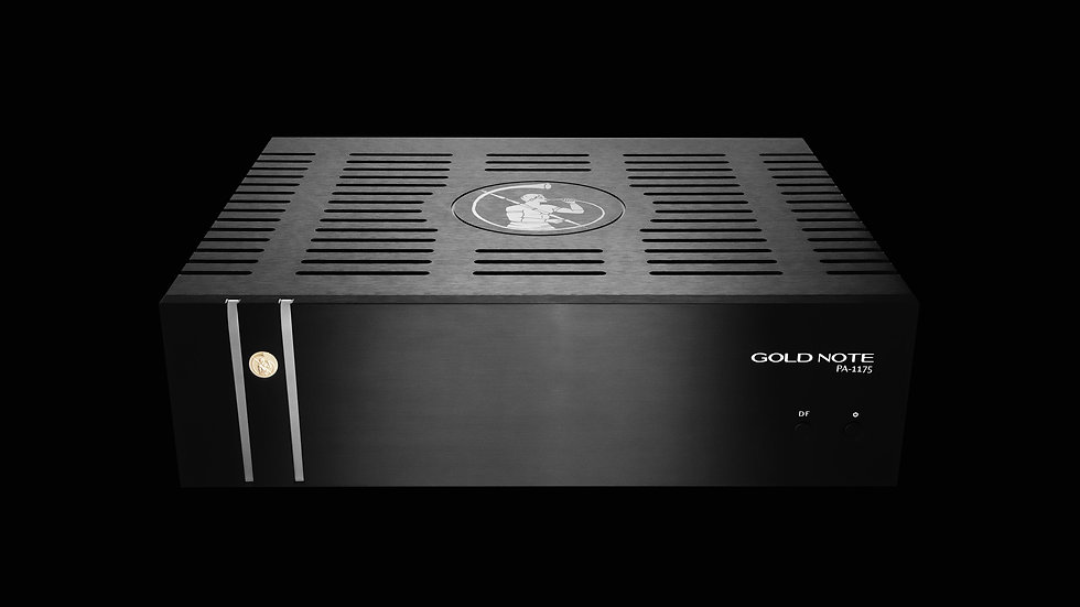 GOLD NOTE PA-1175 POWER AMPLIFIER