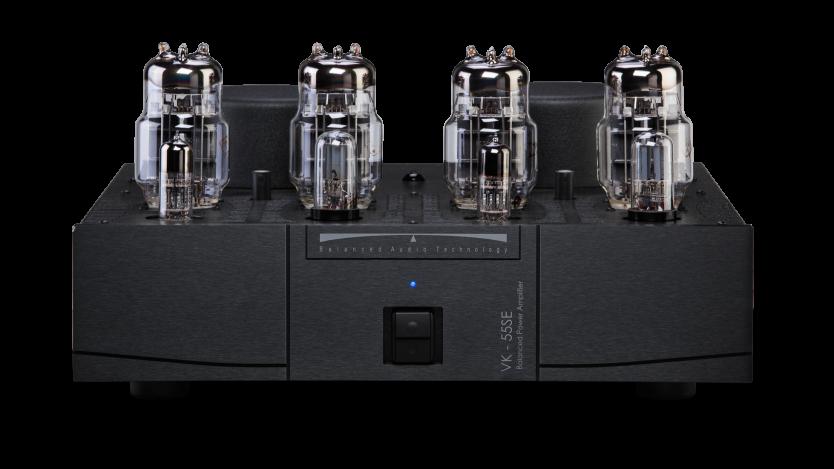 BALANCED AUDIO TECHNOLOGY VK-55SE VALVE POWER AMPLIFIER