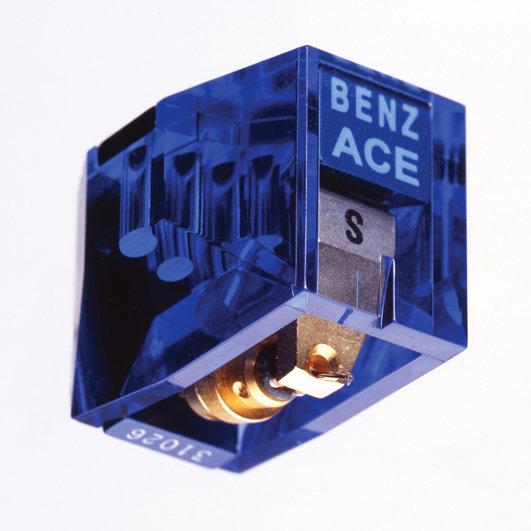 BENZ ACE S MC GOLD PHONO CARTRIDGE