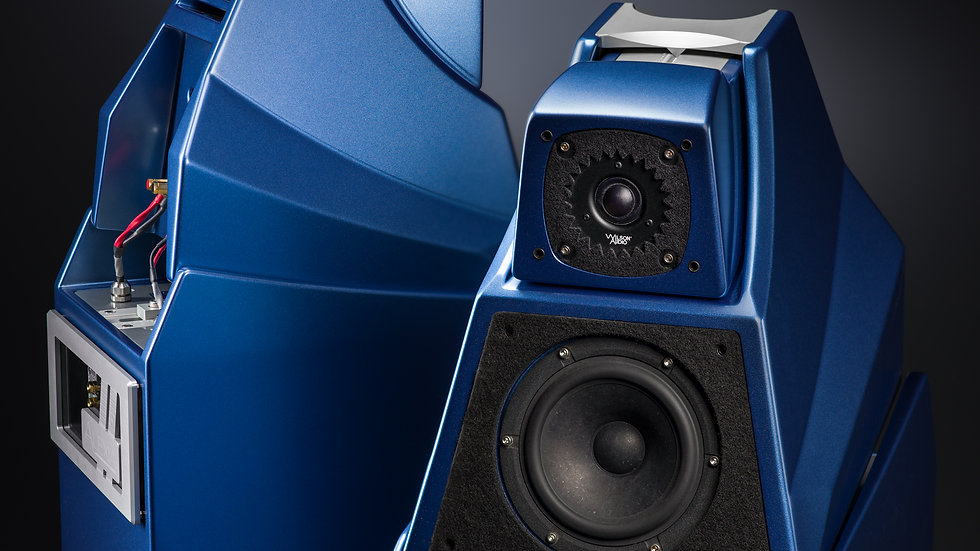 WILSON AUDIO ALEXIA 2 FLOOSTANDING SPEAKERS