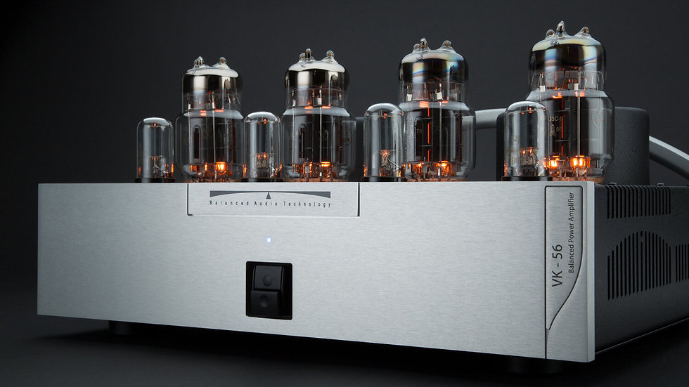 BALANCED AUDIO TECHNOLOGY VK-56 Tube Power Amplifier