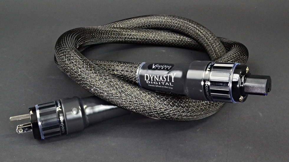 VOODOO CABLE DYNASTY DIGITAL POWER CORD