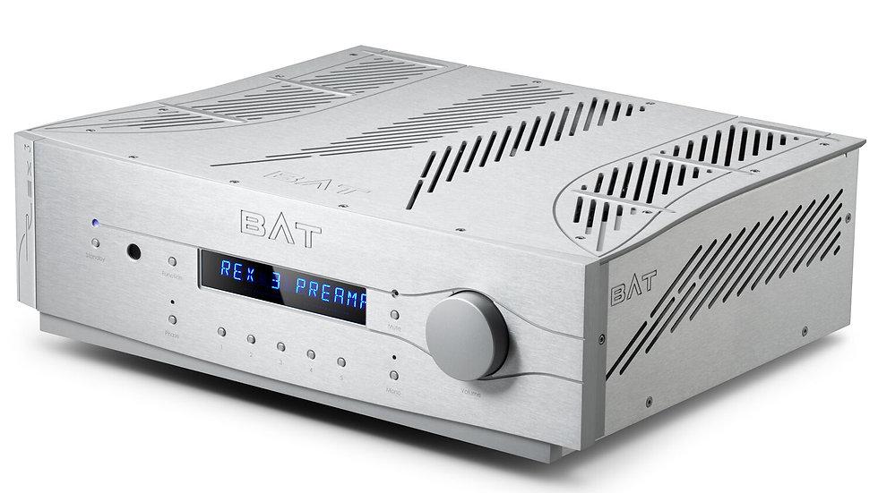 BALANCED AUDIO TECHNOLOGY REX 3 PREAMPLIFIER