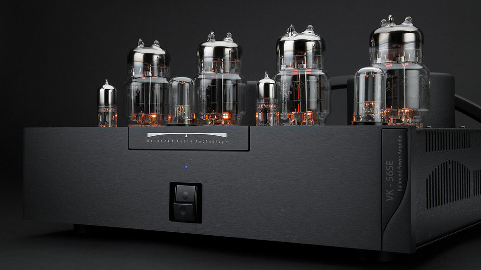 BALANCED AUDIO TECHNOLOGY VK-56SE Tube Power Amplifier
