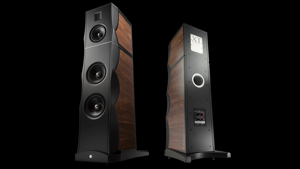 GOLD NOTE XT 7 FLOORSTANDING LOUDSPEAKERS