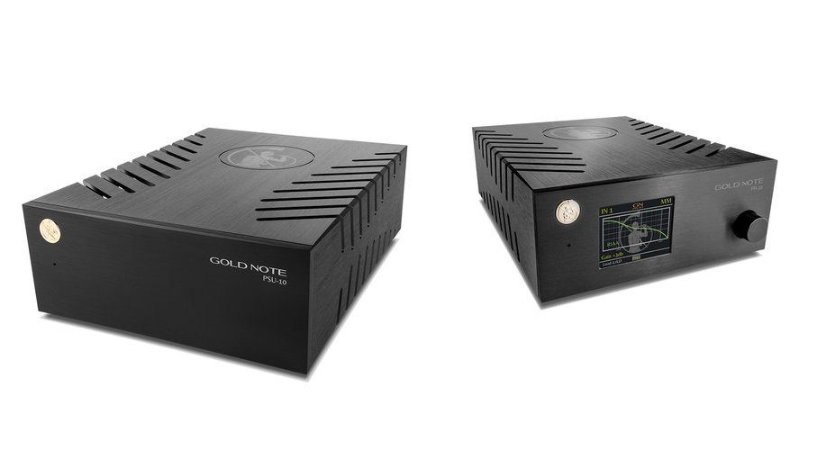 GOLD NOTE PSU-10 EXTERNAL POWER SUPPLY FOR PH-10