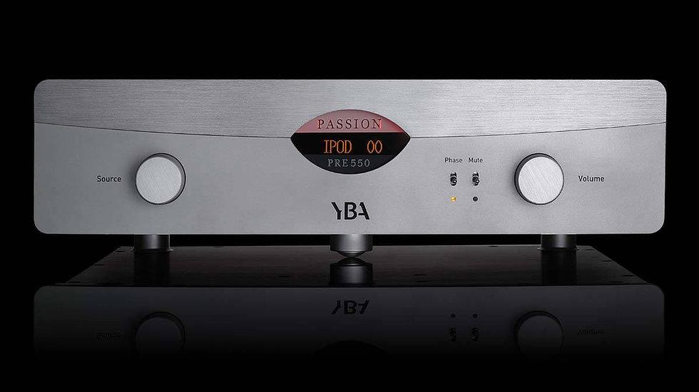 YBA PASSION PRE550 PRE AMPLIFIER/DAC