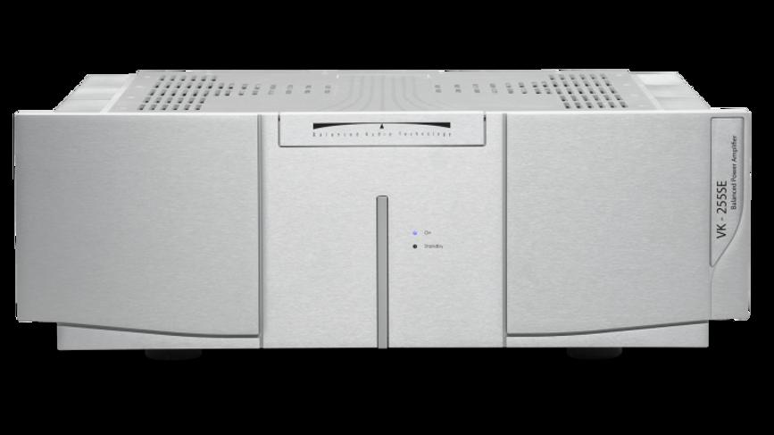 BALANCED AUDIO TECHNOLOGY VK-255SE POWER AMPLIFIER