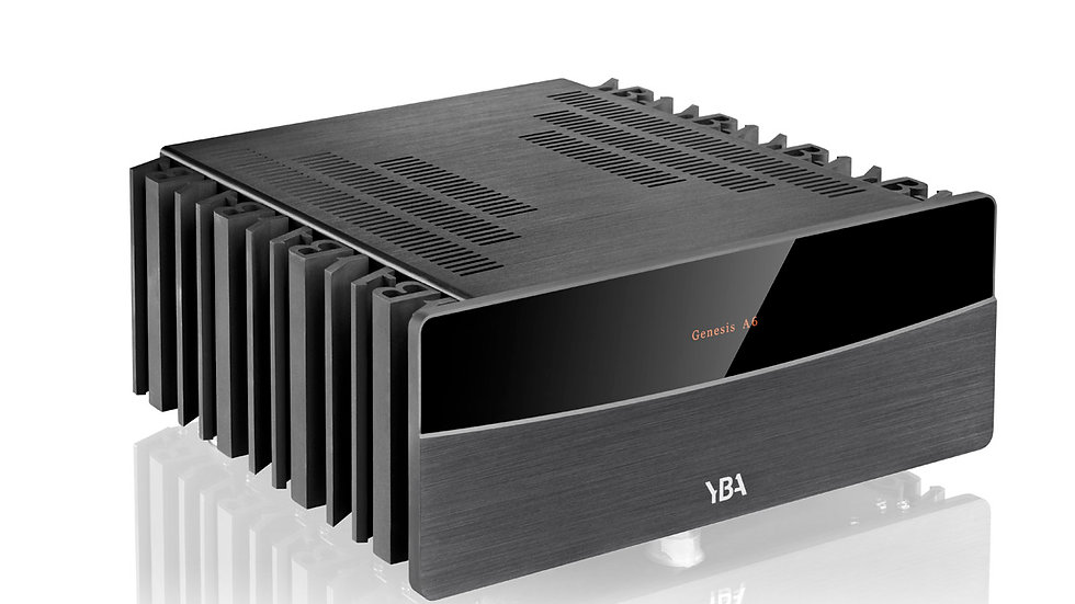 YBA GENESIS A6 POWER AMPLIFIER