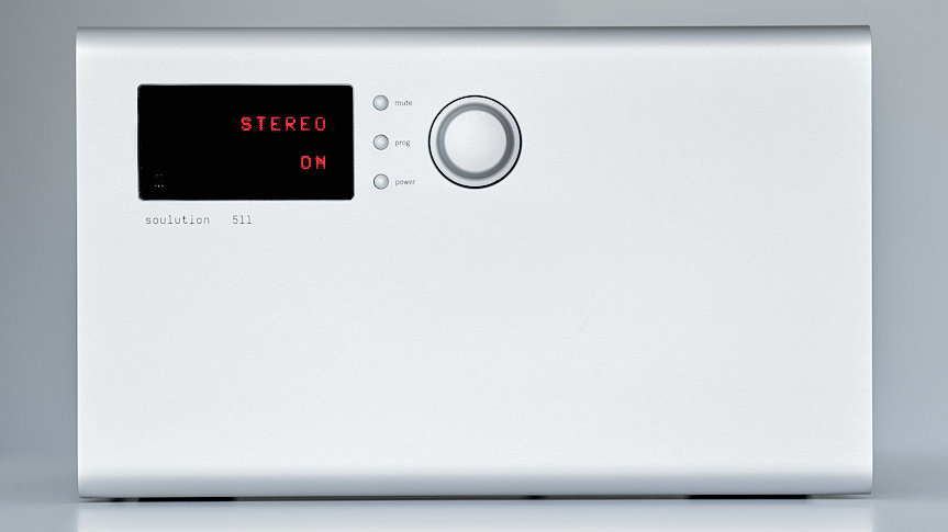 SOULUTION 511 STEREO AMPLIFIER