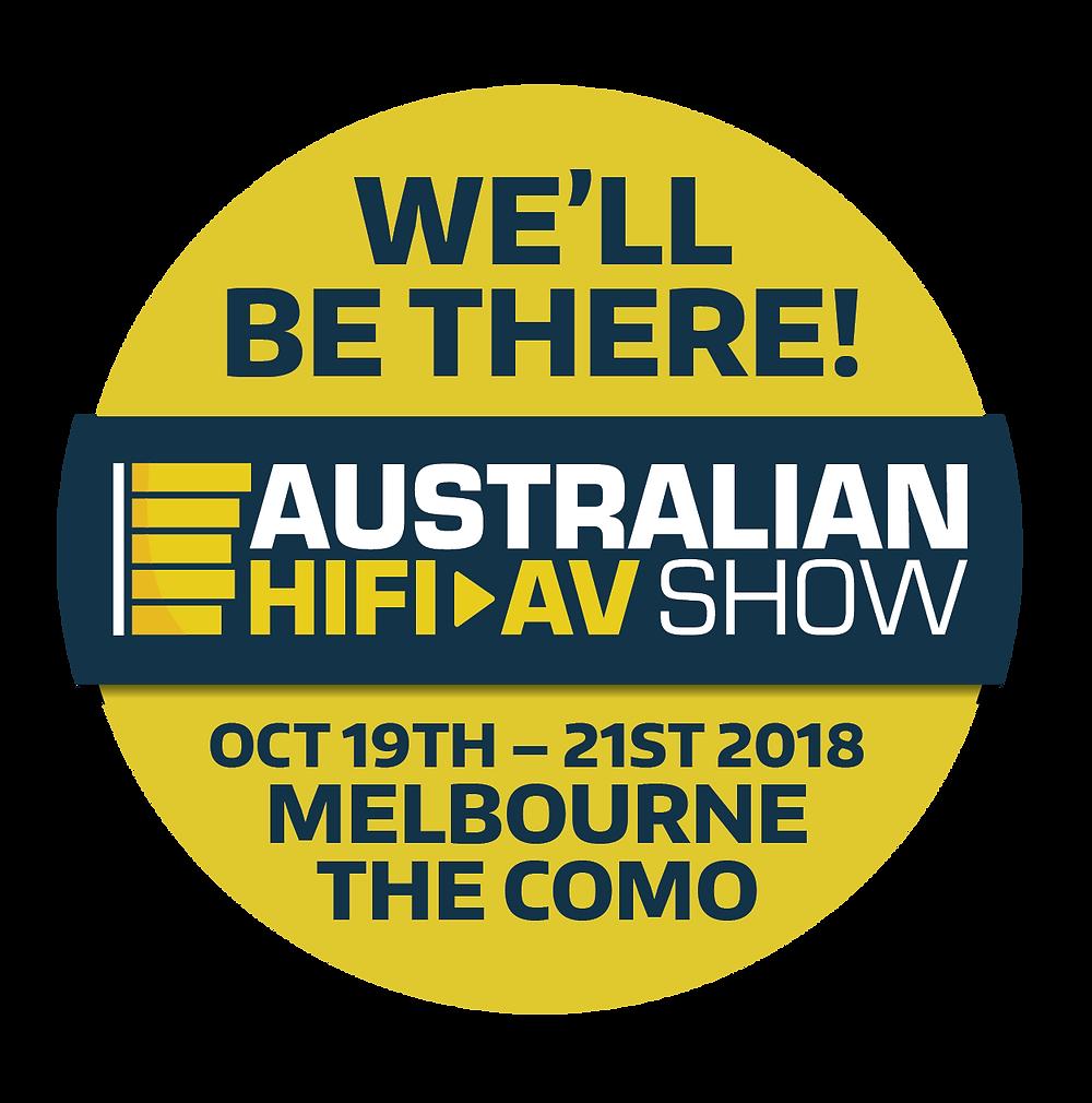 Australian HIFi and AV Show 2018