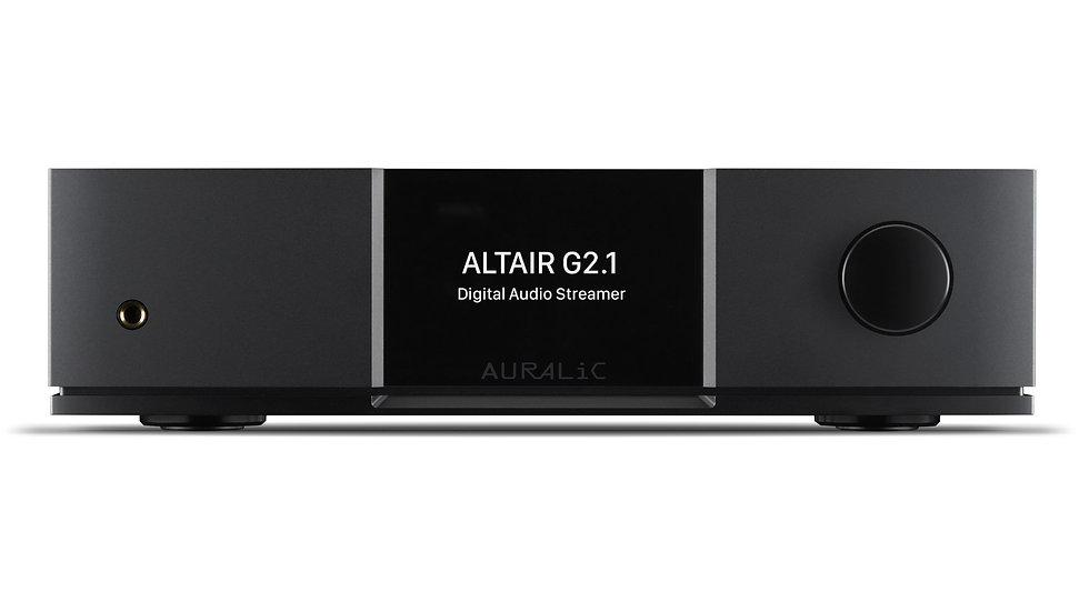 Auralic Altair G2.1 - Streaming DAC/Pre
