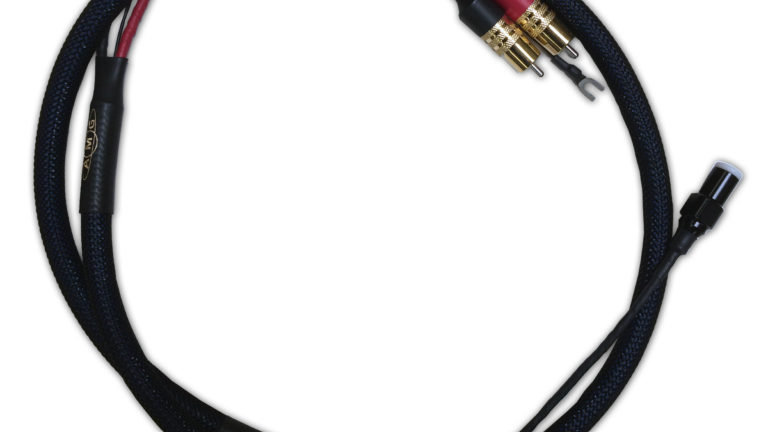 AMG REFERENCE TONEARM PHONO CABLE