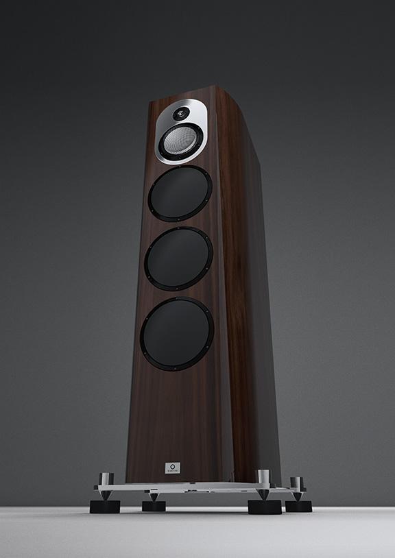 Marten Mingus Quintet floorstanding speakers now available in Sound Gallery Australia