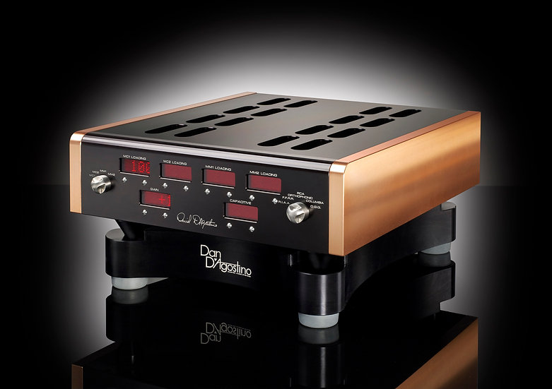 DAN D'AGOSTINO MOMENTUM PHONOSTAGE PREAMPLIFIER