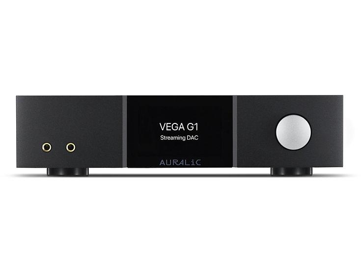 Auralic VEGA G1 Streaming DAC