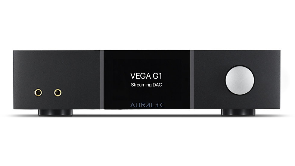 Auralic VEGA G1 Streaming DAC