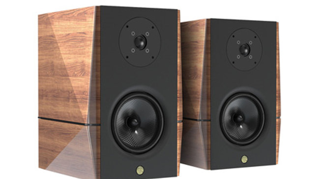 GOLD NOTE A3 EVO BOOKSHELF SPEAKERS