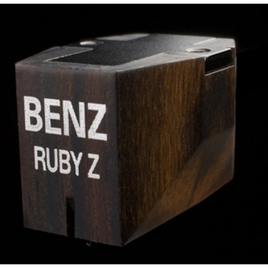 BENZ MICRO RUBY Z MC PHONO CARTRIDGE
