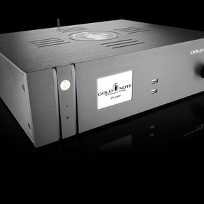 Review: Gold Note DS-1000 Network Player/Streamer