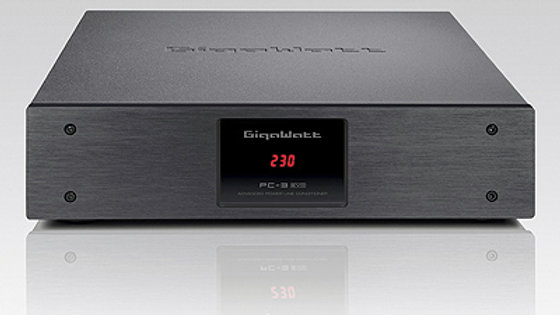 GIGAWATT PC-3 SE EVO+ POWER CONDITIONER