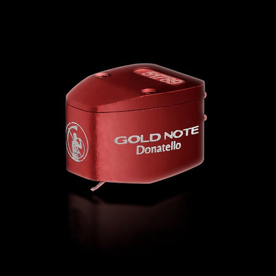 GOLD NOTE DONATELLO RED MC PHONO CARTRIDGE