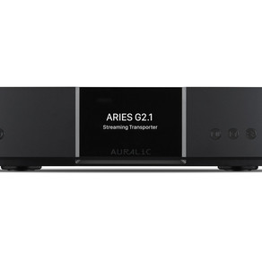 Review: Auralic Aries G2.1 network streamer