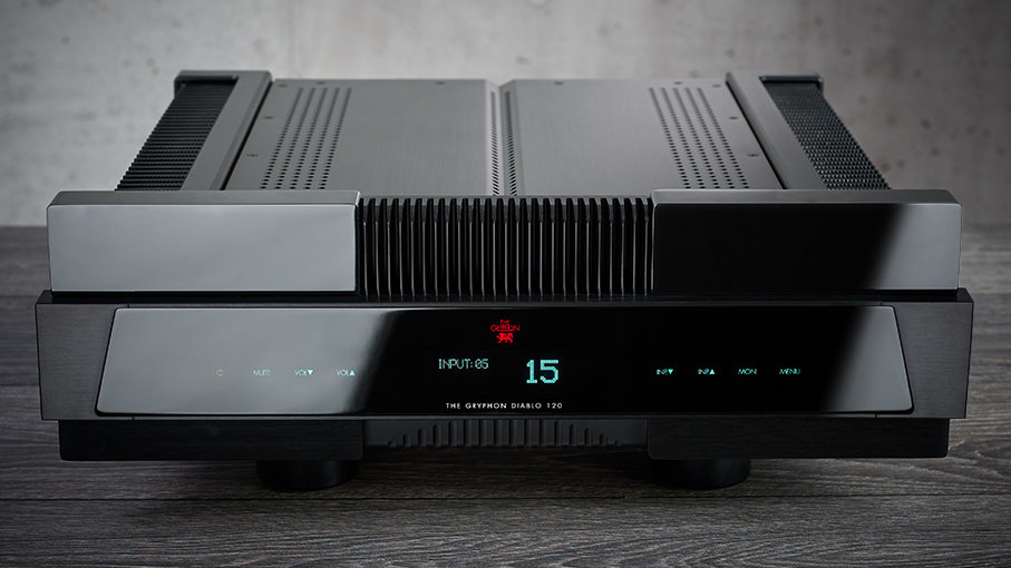 THE GRYPHON DIABLO 120 INTEGRATED AMPLIFIER