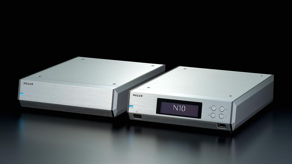 MELCO N10P-H30-E Streamer/Music Library 3TB