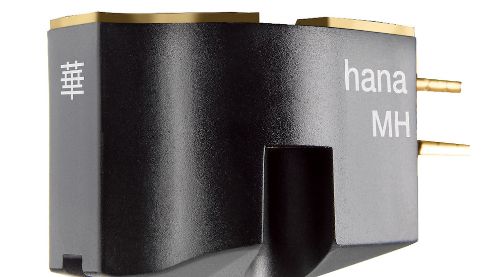 HANA MH MC Cartridge Nude Diamond Microline stylus : High Output