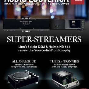 Review: Naim ND 555 Network Player