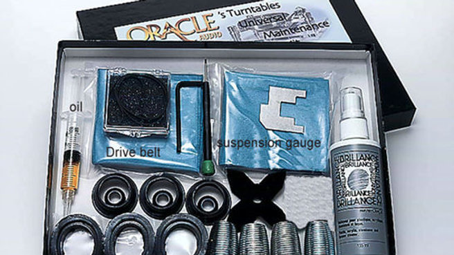 ORACLE AUDIO MAINTENANCE KIT  ( NO SPRINGS INCLUDED )