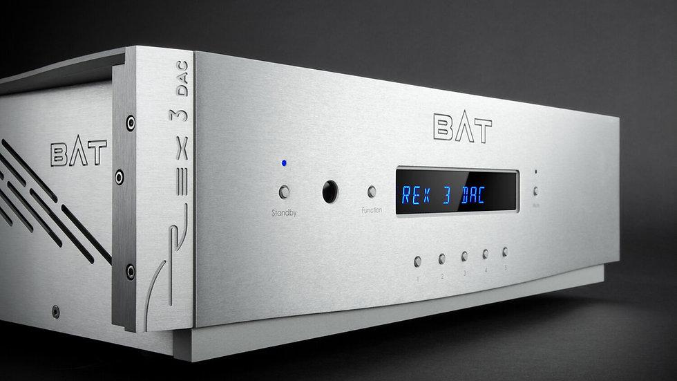 BALANCED AUDIO TECHNOLOGY REX 3 DAC
