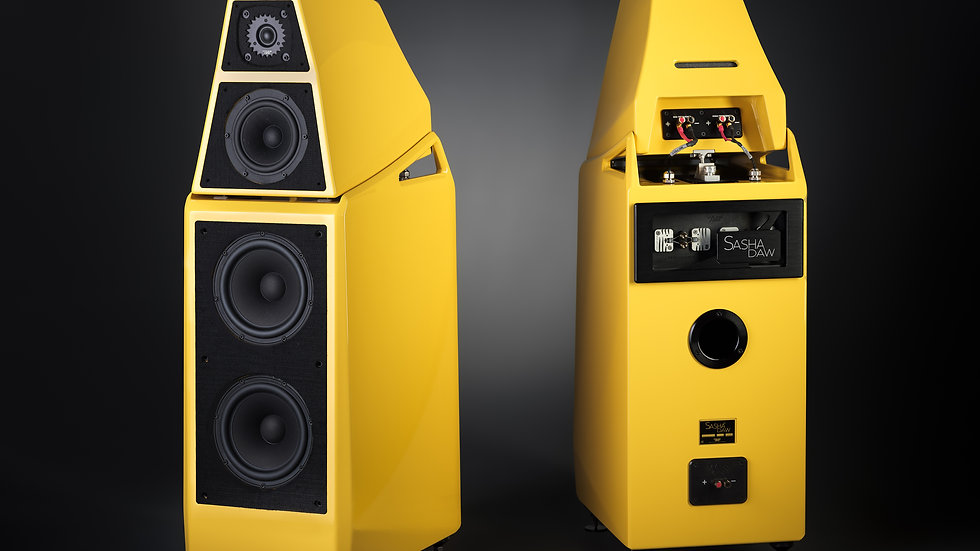 WILSON AUDIO SASHA DAW FLOOSTANDING SPEAKERS