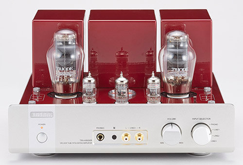 TRIODE TRV-A300XR VALVE INTEGRATED AMPLIFIER
