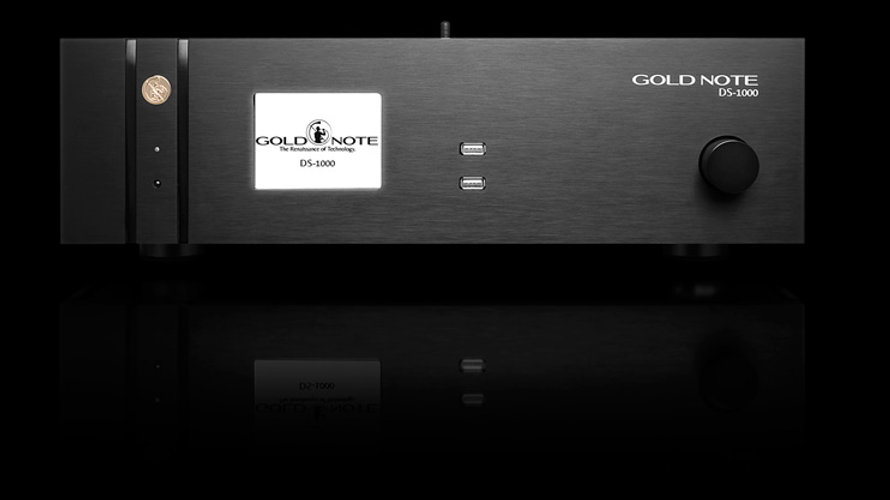 GOLD NOTE DS-1000 STREAMERS