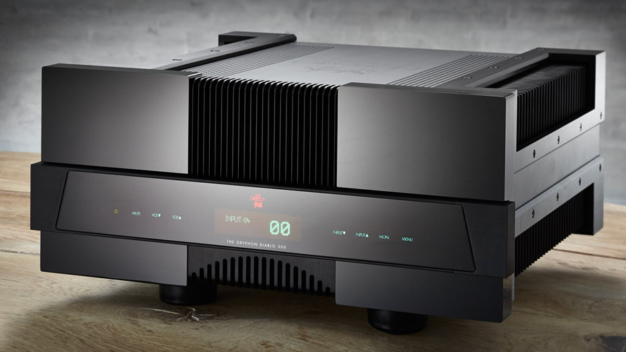 THE GRYPHON DIABLO 300 INTEGRATED AMPLIFIER