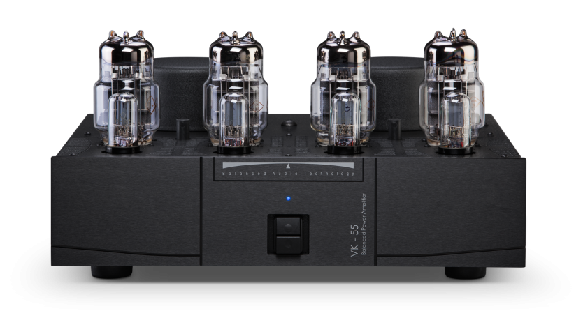 BALANCED AUDIO TECHNOLOGY VK-55 VALVE POWER AMPLIFIER