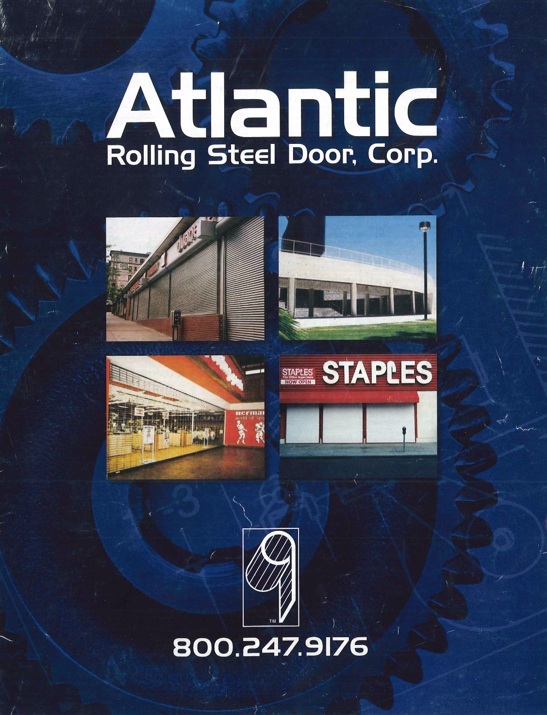 Charmant Only M/WBE Certified Rolling Steel Door Company In The New York Metropolitan  Area.