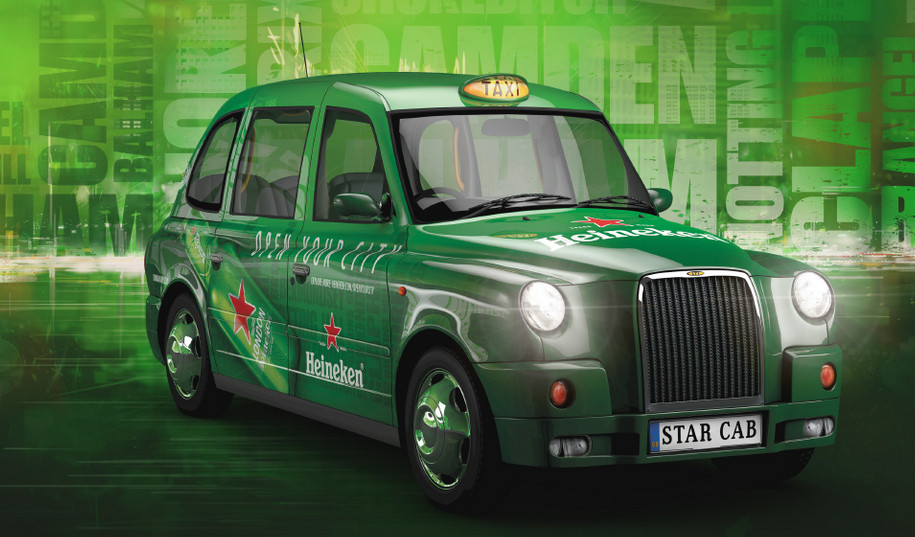mobile marketing tour star cabs