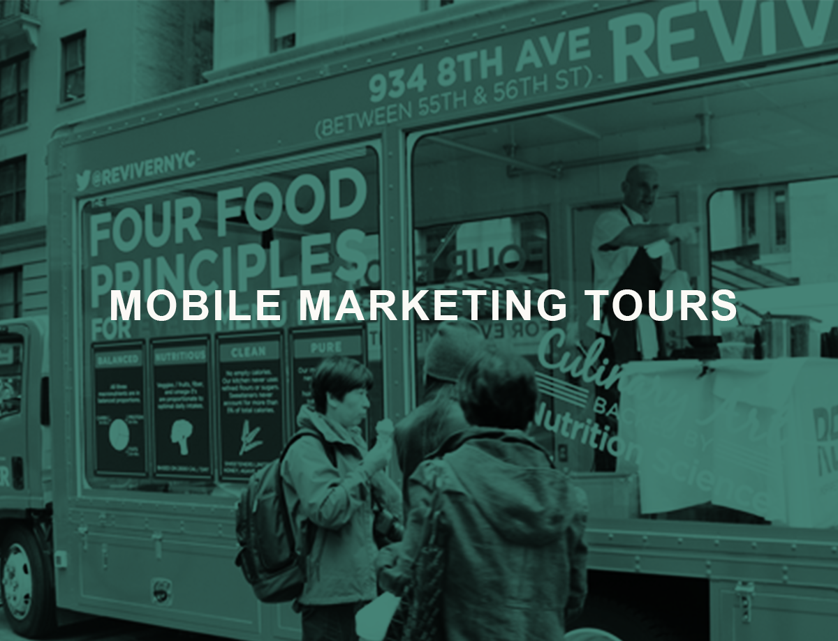 MOBILE MARKETING TOURS