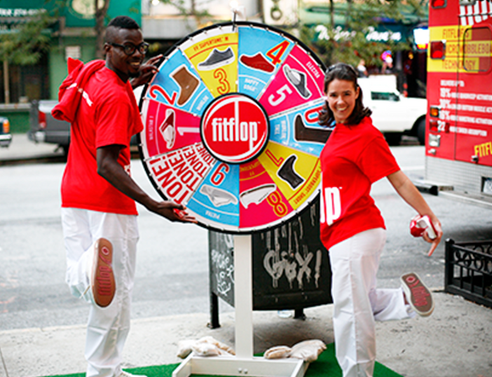 experiential marketing brand activations