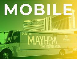 mobile marketing pop up shops
