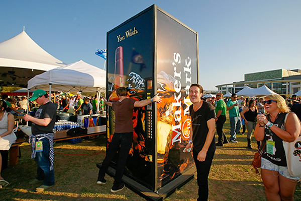experiential marketing custom fabrications and event props