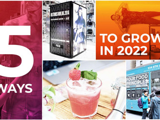 5 Experiential Ideas to Grow Your Brand in 2022