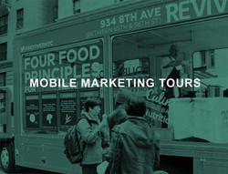 MOBILE MARKETING TOURS