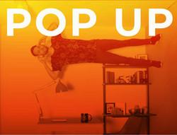 sampling pop up shop