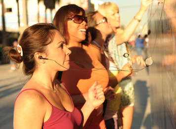 sound and experiential events