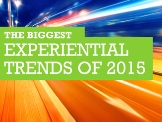 The Biggest Experiential Marketing Trends of 2015