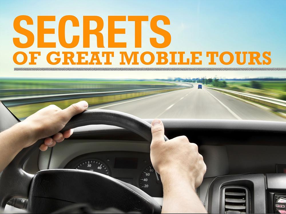 mobile marketing tour